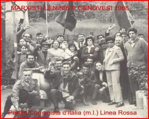 partito comunista genova